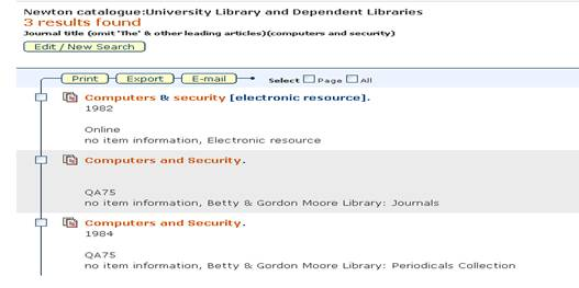 Computer Science Information Resource Guide | The Betty & Gordon
