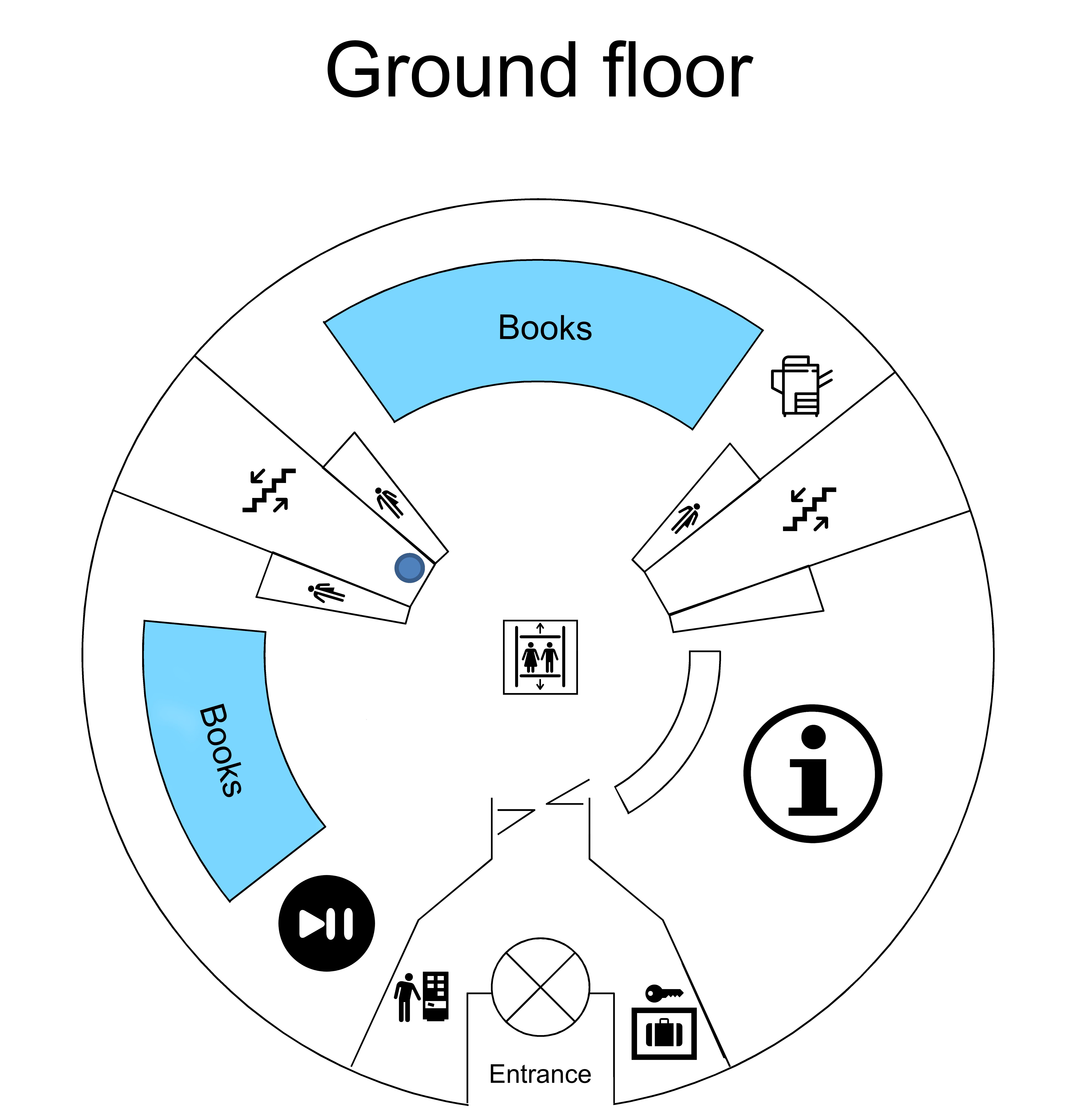 [IMAGE = Ground floor map]
