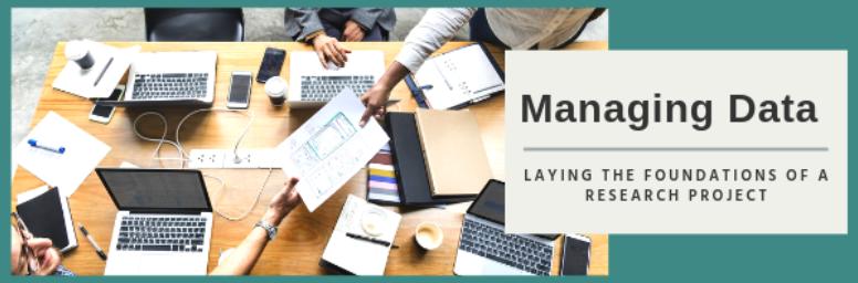 Managing Data LibGuide image