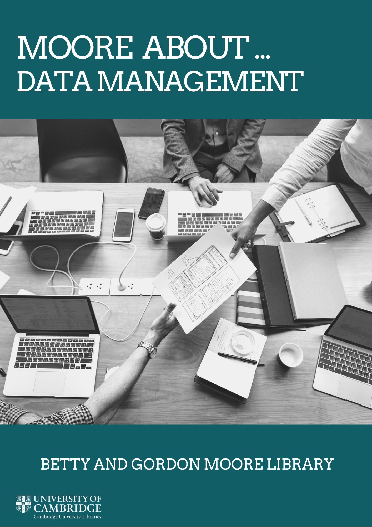 Data Management Handy Guide front cover