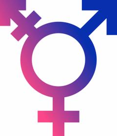 [IMAGE = Transgender Symbol]